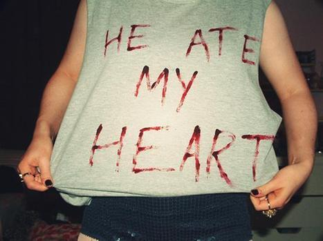 Ate Blood Fashion Girl Heart Love - Pixfav | Pixfav-Images you Love to view | Scoop.it
