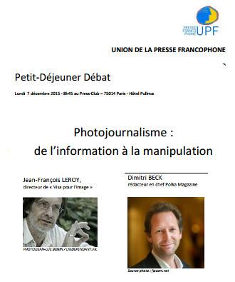 Photojournalisme : de l'information à la manipulation | FLE, TICE & éducation aux médias | Scoop.it