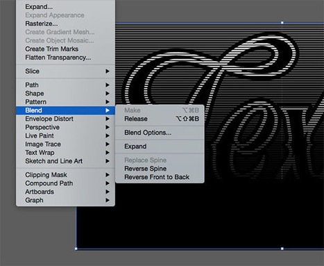 How To Create a Vintage Text Effect in Illustrator | For the Love of Typography | Scoop.it