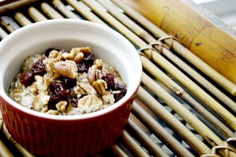 Chia Pudding in the Morning - Crunchy Living | | Plant-Based Recipes | Scoop.it