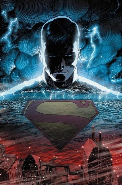 Noticias DC: Batgirl y Action Comics durante el Año Cero | Zona ... | Cómics y lectura | Scoop.it