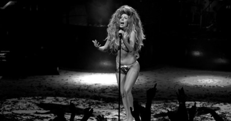 Lady Gaga Live Stream Puts NYC's Roseland Ballroom to Bed Forever   Music Industry   Scoop.it