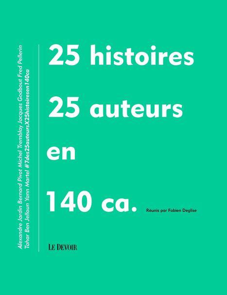 Contraction et décontraction – 140 caractères pour écrire une histoire   Archivance - Miscellanées   Scoop.it