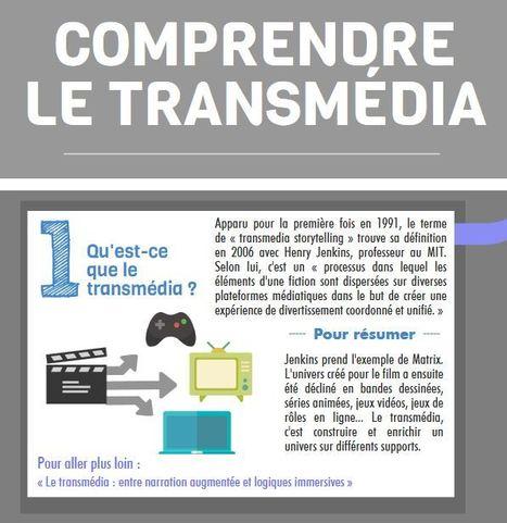Comprendre le transmédia en 5 points   Library & Information Science   Scoop.it