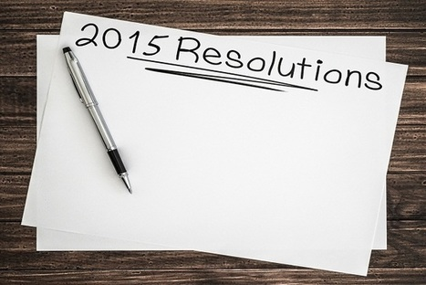 Top New Year's Resolutions for Business Owners In 2015   Business Financial Planning   Scoop.it