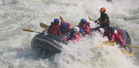 Bhote Koshi River Rafting   Adventure Trekking in nepal   Scoop.it