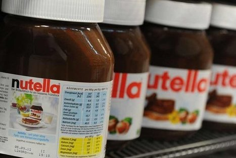 Taxe sur l'huile de palme, le Sénat adopte un amendement Nutella. | agro-media.fr | Actualité de l'Industrie Agroalimentaire | agro-media.fr | Scoop.it