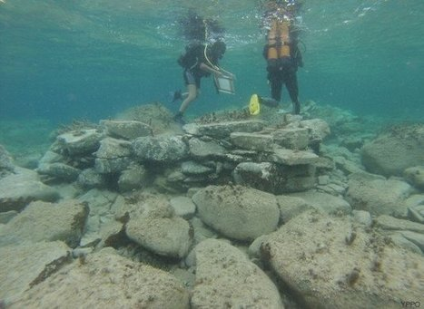 Underwater Discoveries Off Greek Island Give Clues About Ancient City | LVDVS CHIRONIS 3.0 | Scoop.it