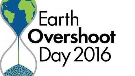 Overshoot Day: già consumate le risorse rinnovabili della Terra | Il mondo che vorrei | Scoop.it