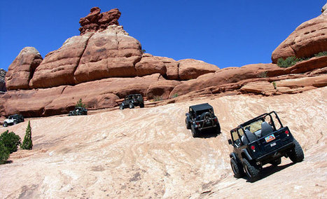 Moab Four Wheel Drive Trails | Off roading | Scoop.it