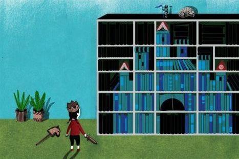 Biblioteca no apta para mayores | Experiencias innovadoras lengua y literatura | Scoop.it