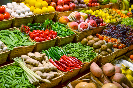 The Coming Food Bubble - TechCrunch | Sensory Marketing of foods | Scoop.it