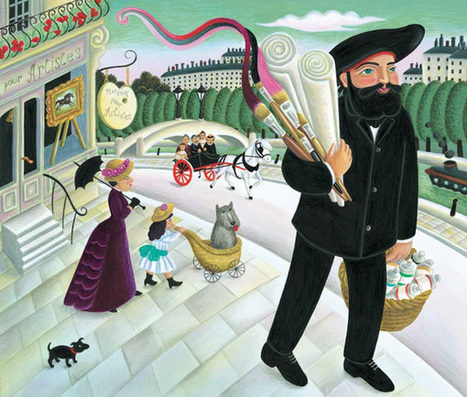 Henri Rousseau's Heartening Story of Success after a Lifetime of Rejection, Illustrated | education | Scoop.it
