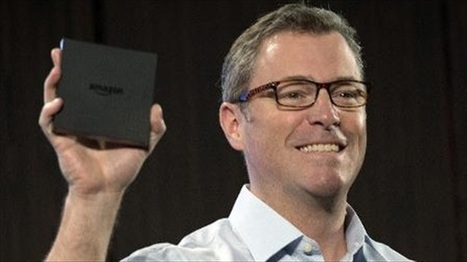 Amazon launches new device for streaming TV service | Current Events | Scoop.it
