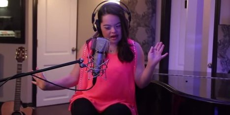 12-Year-Old With Down Syndrome Shuts Down Statistics With John Legend Cover | Social Media Slant 4 Good | Scoop.it