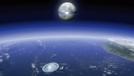 Japan Wants to Ring the Moon With Solar Panels to Power the Earth - Gizmodo | Energy News | Scoop.it