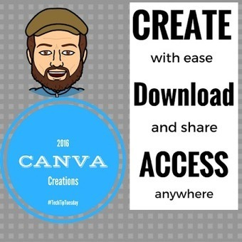 Create classroom posters, flyers and more with Canva | Matemática e não só! | Scoop.it