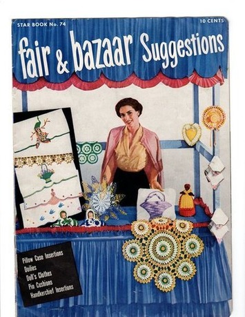 Fair and Bazaar Suggestions from 1950 | Kitsch | Scoop.it