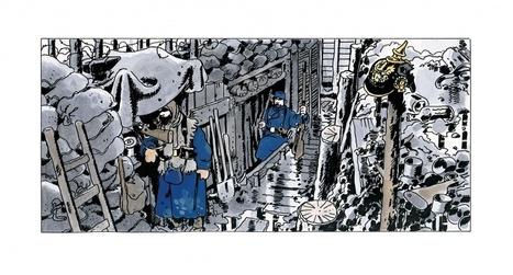 41e Festival de la Bande Dessinée d'Angoulême – 30 janvier au 2 février 2014 - Tardi et la grande guerre   Centenaire de la Première Guerre Mondiale   Scoop.it