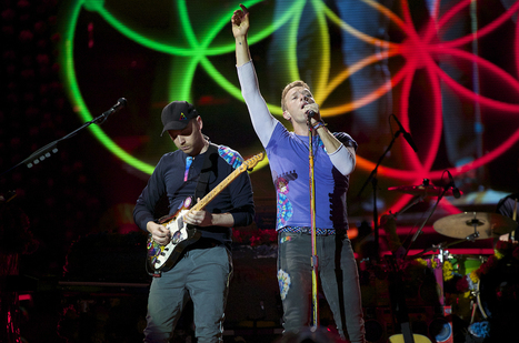 Coldplay Confirmed for First Global Citizen Festival in India | Level11 | Scoop.it