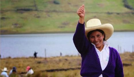 Máxima Acuña de Chaupe, paysanne péruvienne à l'assaut des géants miniers | Les femmes en revue | Scoop.it