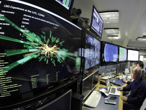Higgs boson cannot be seen, so how do you detect it? Q&A | News | National Post | Particle Physics | Scoop.it