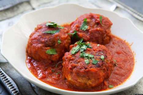 Travel Around The World With Meatballs | Eco Living, Marketing, News | Scoop.it