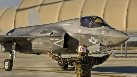The Next Century For Marine Aviation: The F-35B Comes To Yuma - AOL Defense | Aviation News Feed | Scoop.it