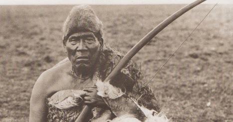 Menéndez, rey de la Patagonia: Selk'nam, cazadores del viento   ayahuasca   Scoop.it