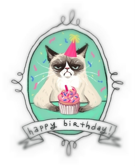 Birthday E-Cards: A Fun, Memorable Way to Send Birthday Wishes :: Dan's Wellness Blog | MyDoodle.com | Scoop.it