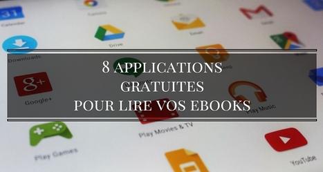 8 applications gratuites pour lire des ebooks | Afrolivresque | Littérature africaine : Actualité | Scoop.it