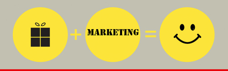 Giving a present + Marketing = Happy Ending | SEO I Paid Search I Social Media | Scoop.it
