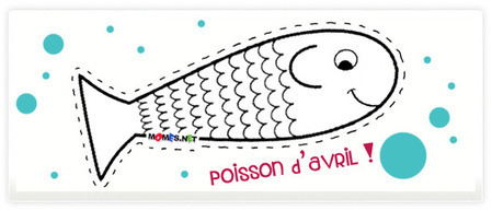 Poisson d'avril – Je sais tout sur le poisson d'avril – momes.net | French Holidays | Scoop.it