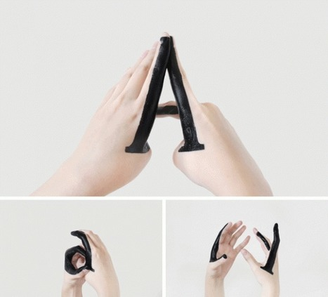 Fort he beauty of it : Handmade Type by Tien Min Liao | Creativity | Brand Content or Content Marketing | Scoop.it