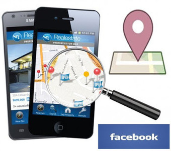 Facebook to launch Mobile Location-tracking App by Mid-March   BLACKBERRY APP MART   Scoop.it