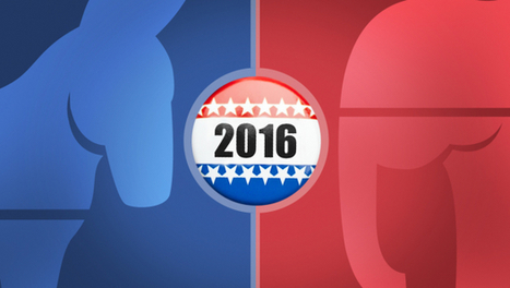 The best GIFs the 2016 elections have given us, so far | USA Elections | Scoop.it