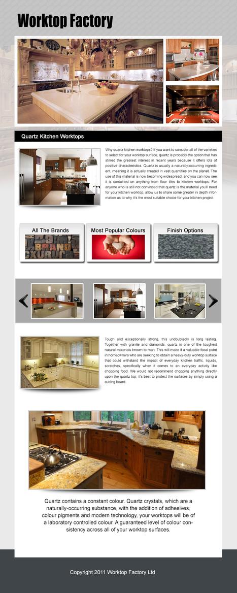 Kitchen Quartz | Kitchen Quartz | Scoop.it