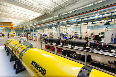 MA: Advanced Manufacturing: Marine Robotics And Other High-Tech Add To The Cape's Economy | Sean Corcoran | WCAI.org | @The Convergence of ICT & Distributed Renewable Energy | Scoop.it