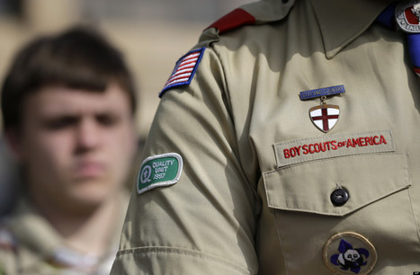 Boy Scouts Postpone Gay Policy Decision | Boy Scouts Admitting Gays | Scoop.it