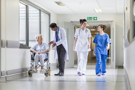 Santé : comment le mobile va révolutionner le marché et connecter la médecine | FrenchWeb.fr | Growth Hacking - Monitoring | Scoop.it