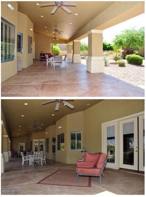 Beautiful Must See Backyard Perfect For Entertaining !!! (Peoria) | properties for sale in arizona | Scoop.it
