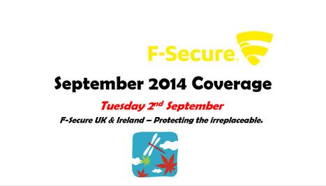 September Coverage (2nd September) | F-Secure Coverage (UK) | Scoop.it