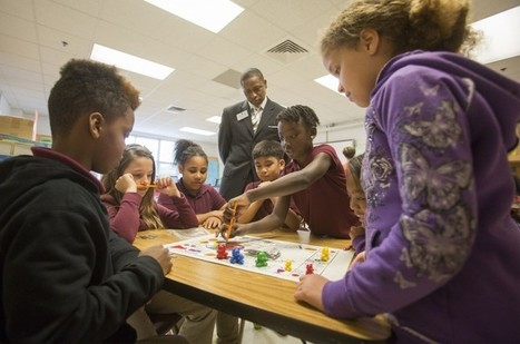 Walk and learn in Norfolk schools   Leadership, Innovation, and Creativity   Scoop.it