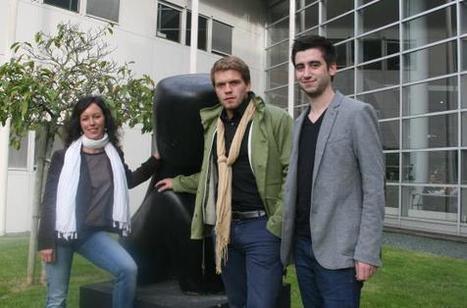 A Nantes, Audencia accompagne les créateurs d'entreprises | jactiv.ouest-france.fr | Entrepreneuriat | Scoop.it