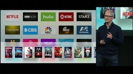 Apple bringt neue TV-App | Lernwelten | Scoop.it