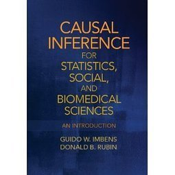 Causal Inference in Statistics, Social, and Biomedical Sciences: An Introduction | Probabilistic reasoning, causal inference and statistics | Scoop.it