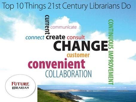 INFORMED LIBRARIAN ONLINE - Building a better librarian | Librarians in the real world | Scoop.it