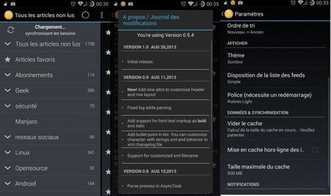 OwnCloud News (lecteur RSS open source) dispose désormais d'une application pour Android | RSS Circus : veille stratégique, intelligence économique, curation, publication, Web 2.0 | Scoop.it