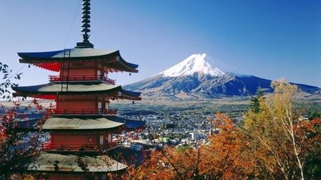Le Mont Fuji va bientôt devenir une montagne connectée :   Tuitec   Scoop.it
