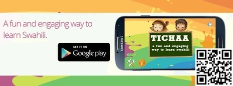 MyTichaa, Kenyan App to Teach Children Swahili Launched - PC Tech Magazine | Mobile Phones and  Language Learning | Scoop.it